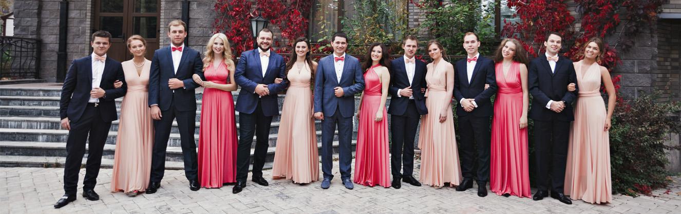 Свадьба Николая и Екатерины
