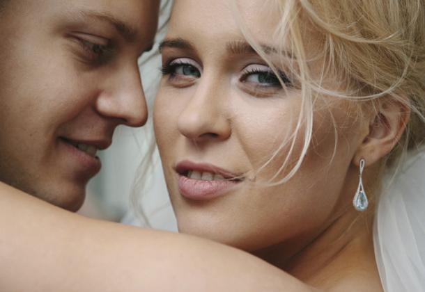 жених и невеста чувства