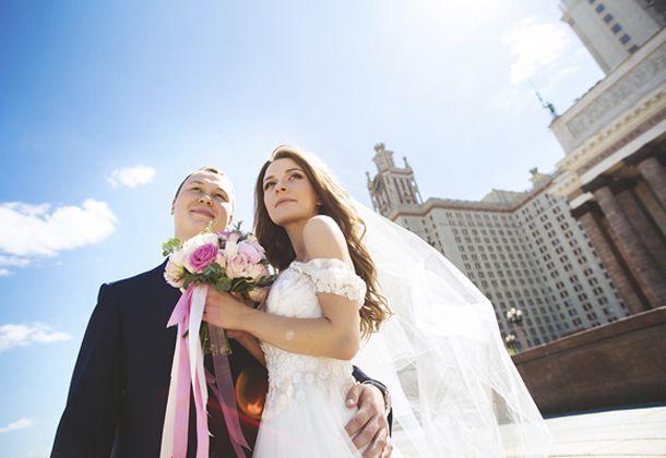 Свадьба Андрея и Миланы