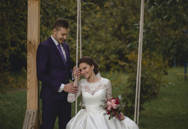 Свадьба Рустама и Альфии